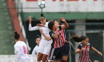 Campeonato Brasileiro de futebol feminino ao vivo