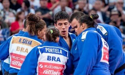 Brasil no Mundial de Judô por equipes