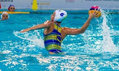 Brasil e Holanda no Mundial Sub-18 de polo aquático feminino