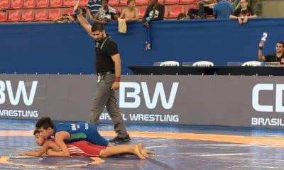 Brasileiro Infantil de Wrestling