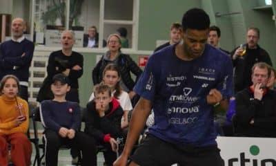 Ygor Coelho ajuda Hojbjerg a vencer na Liga Dinamarquesa de badminton