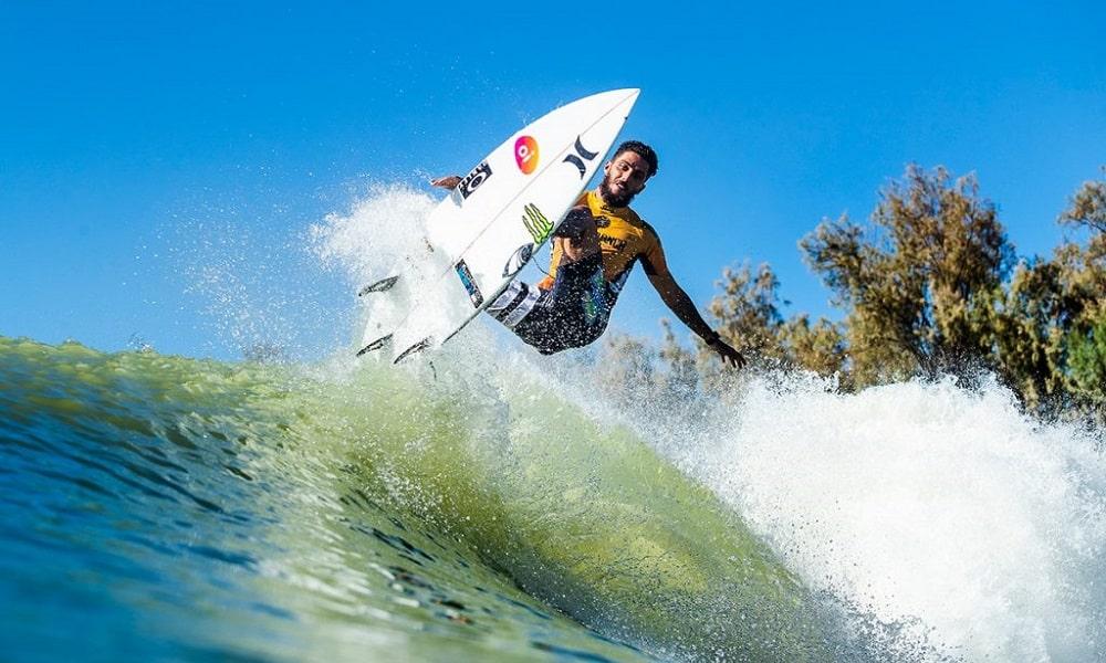 Filipe Toledo Circuito Mundial de Surfe