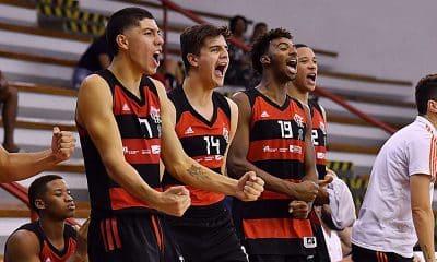 Flamengo na Liga de Desenvolvimento de Basquete