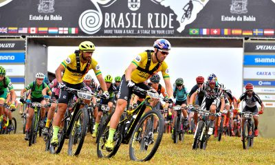 Henrique Avancini e Manuel Fumic no Brasil Ride 2018