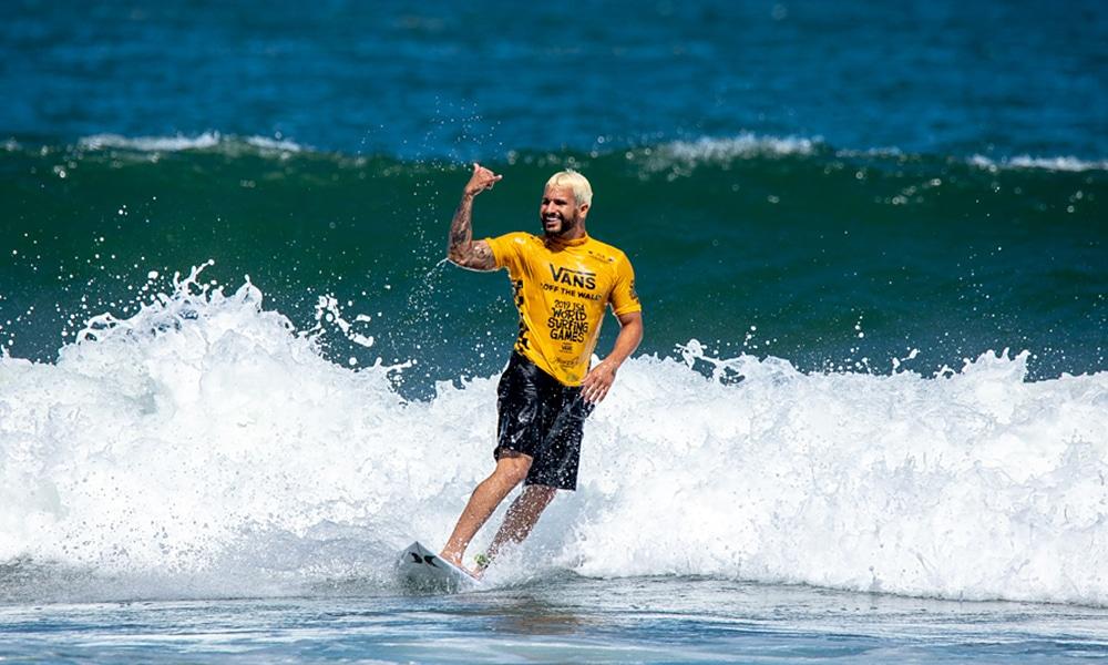 Ítalo Ferreira nos Jogos Mundiais de surfe nos jogos olímpicos tóquio 2020 WSL surfe novos esportes jogos olímpicos tóquio-2020