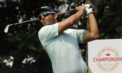 José Toledo no São Paulo Golf Club Championship