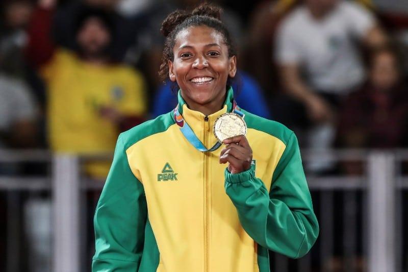 Rafaela Silva doping jogos Pan-americanos de Lima judô