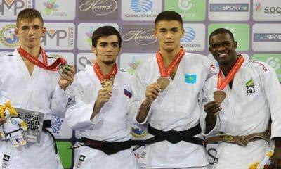Matheus Camargo, bronze no Mundial Sub-18 de judô