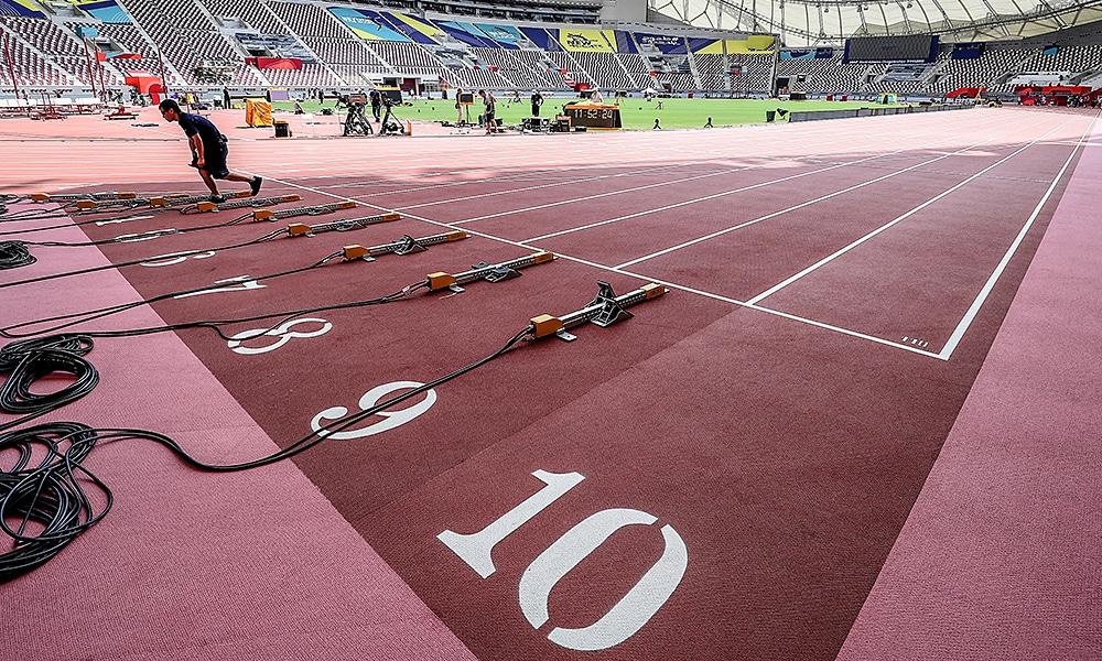 Calendário de Atletismo com foco em Tóquio 2020 coronavírus maratona de são paulo cbat