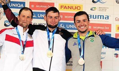 Pedro Gonçalves, o Pepe, é bronze no Mundial de Canoagem Slalom Extremo