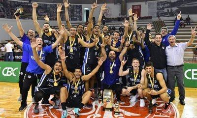 Pinheiros, campeão da LDB 2019