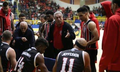 Time de basquete do São Paulo na NBB