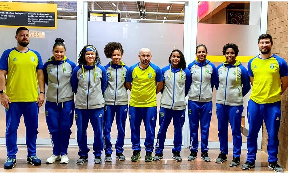 Seleção feminina do Mundial de Boxe