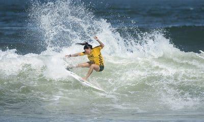 Silvana Lima nos Jogos Mundiais de Surfe