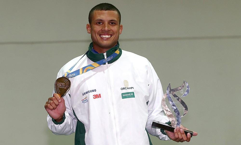 Marcio Teles, destaque individual do Troféu Brasil de Atletismo