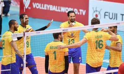 Seleção brasileira de vôlei masculino tabela do vôlei masculino jogos olímpicos tóquio 2020