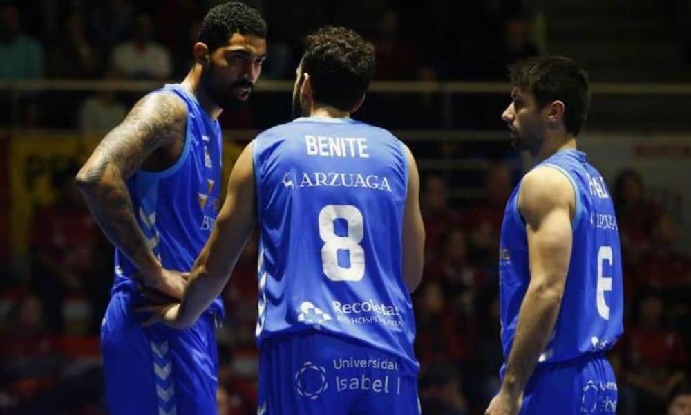 Espanhol de basquete masculino