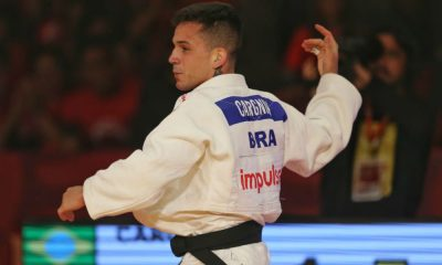 Daniel Cargnin vai disputar o bronze no Grand Prix de Tel Aviv de judô ao vivo
