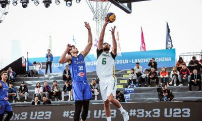 pré-olímpico basquete 3x3