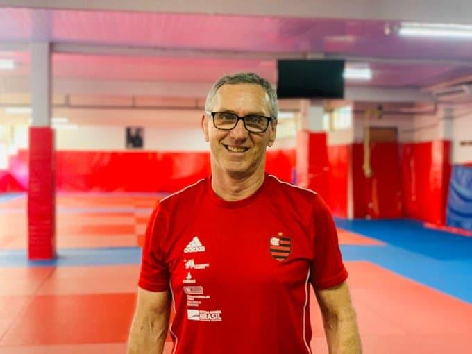 Floriano Almeida é o novo coordenador técnico de judô do Flamengo