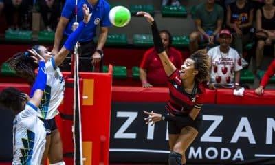 Sesc vence Flamengo no Carioca sesc e Flamengo estudam união no mercado do vôlei feminino