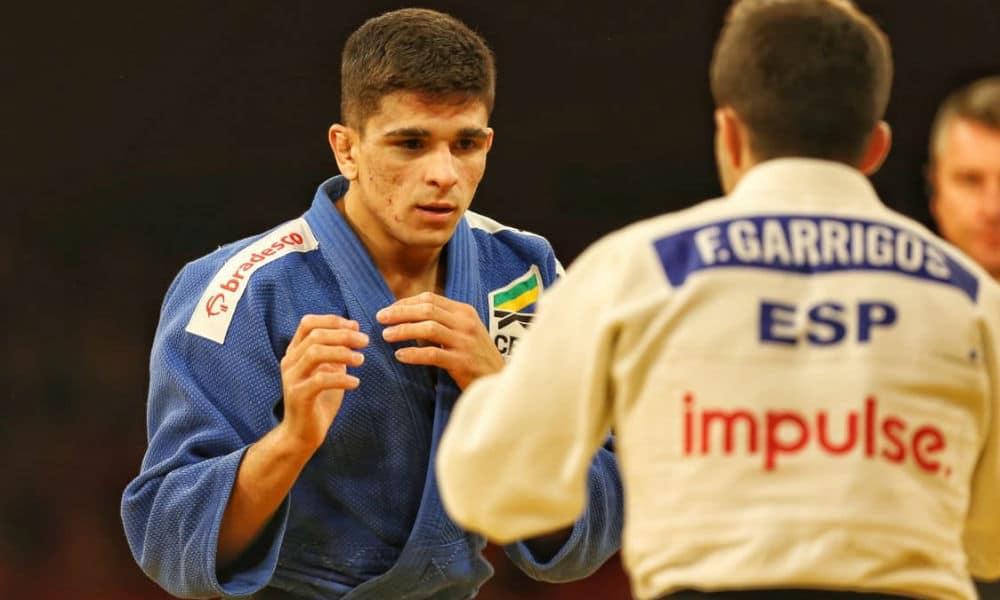 Renan Torres, do judô