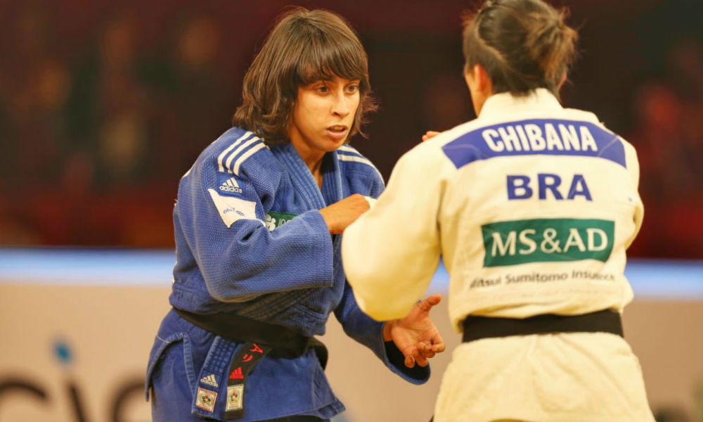 Mundial de Judô Gabriela Chibana - rededoesporte.gov.br