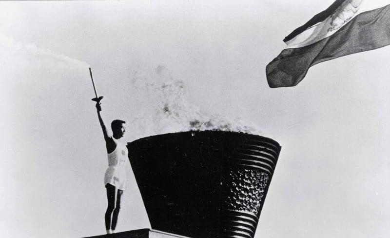 abertura dos jogos olímpicos de 1964