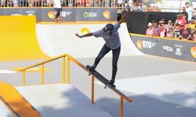 Etapa de skate street em São Paulo define campeões brasileiros
