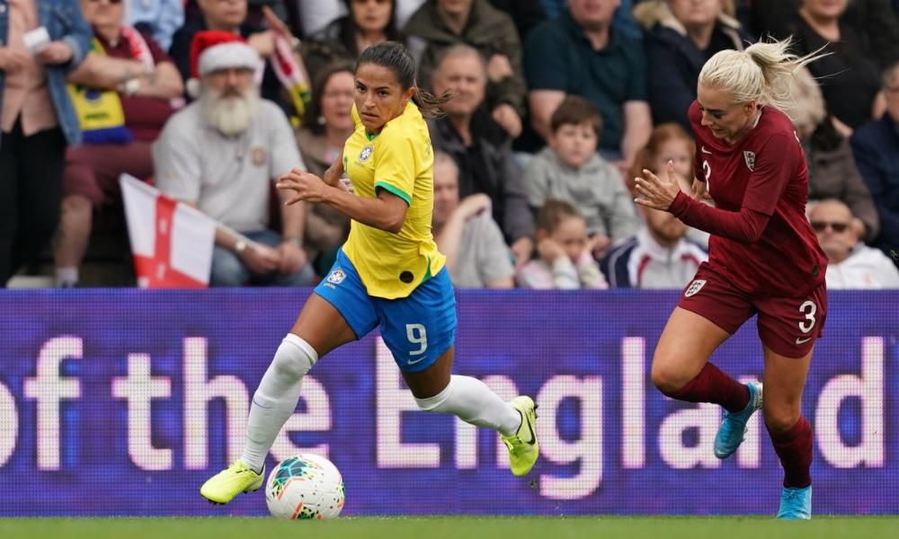 Debinha seleção brasileira de futebol feminino Tóquio 2020