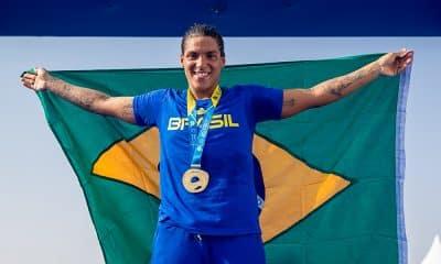 Ana Marcela Cunha campeã dos Jogos Mundiais da Praia