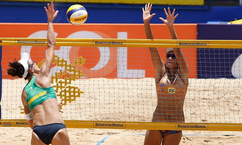 Brasileiro de vôlei de Praia