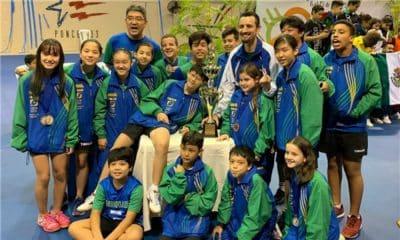 No geral, Sub-11 e Sub-13 do Brasil são campeões do Latino-Americano