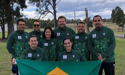 Brasil no Mundial de Tiro Esportivo Paralímpico