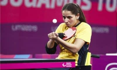 Trio feminino do Brasil compete no Aberto Paralímpico da China