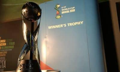 Troféu da Copa do Mundo Sub-17