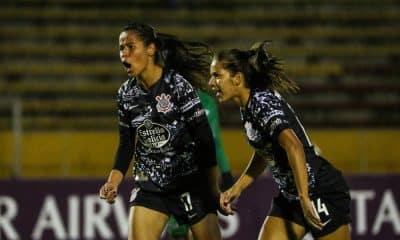 Corinthians consegue o empate e avança na Libertadores