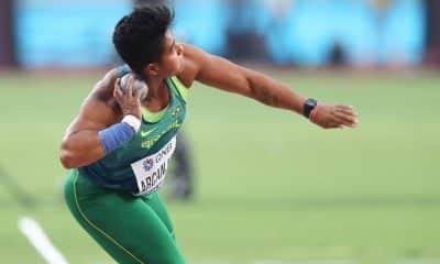 Geisa Arcanjo está na convocação para o Sul-Americano Indoor