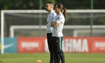 Simone Jatobá anuncia lista de convocadas da Seleção Feminina Sub-17
