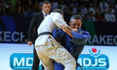 Juninho Bomba, no Mundial Júnior de Judô