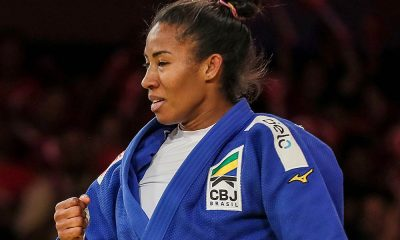 Ketleyn Quadros vai disputar o Grand Prix de Tel Aviv de judô ao vivo