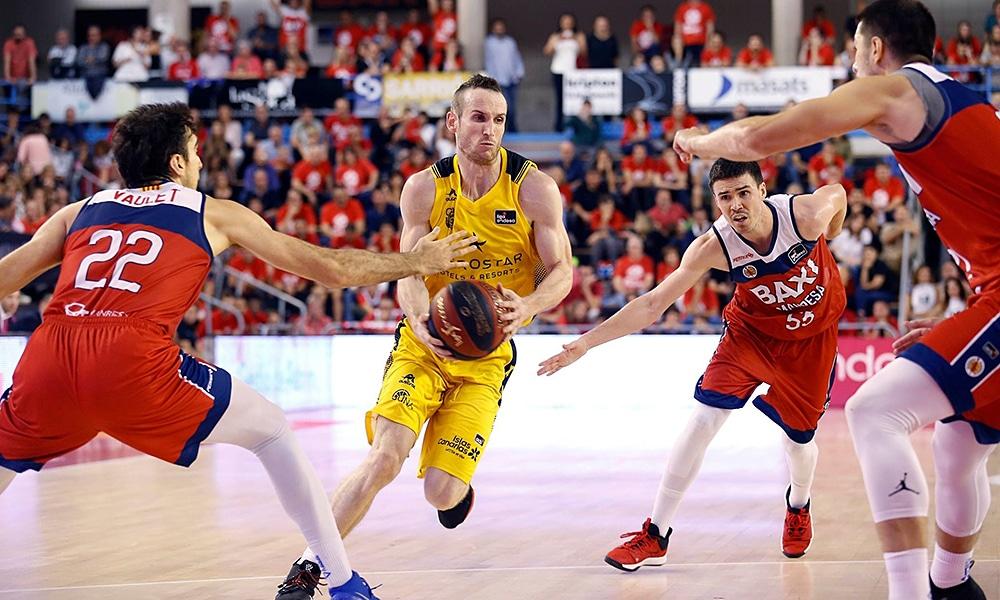 Marcelinho Huertas, do Iberostar Tenerife, na liga ACB