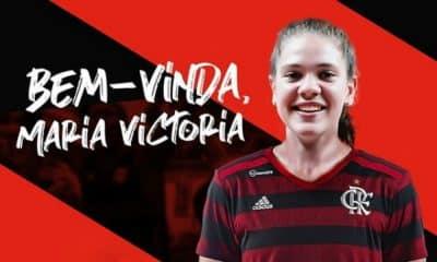 Levantadora argentina María Victoria Mayer é o novo reforço do Flamengo