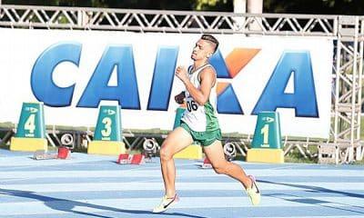 Mateus, dos 3000m no atletismo sub-18