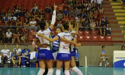 Assista ao vivo: Minas Tênis Clube x Praia Clube - Supercopa feminina de vôlei