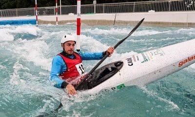 Pepê Gonçalves - Canoagem Slalom