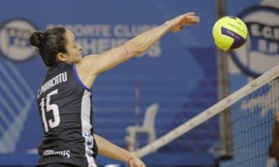 Pinheiros elimina Valinhos e vai à semifinal do Paulista de vôlei feminino