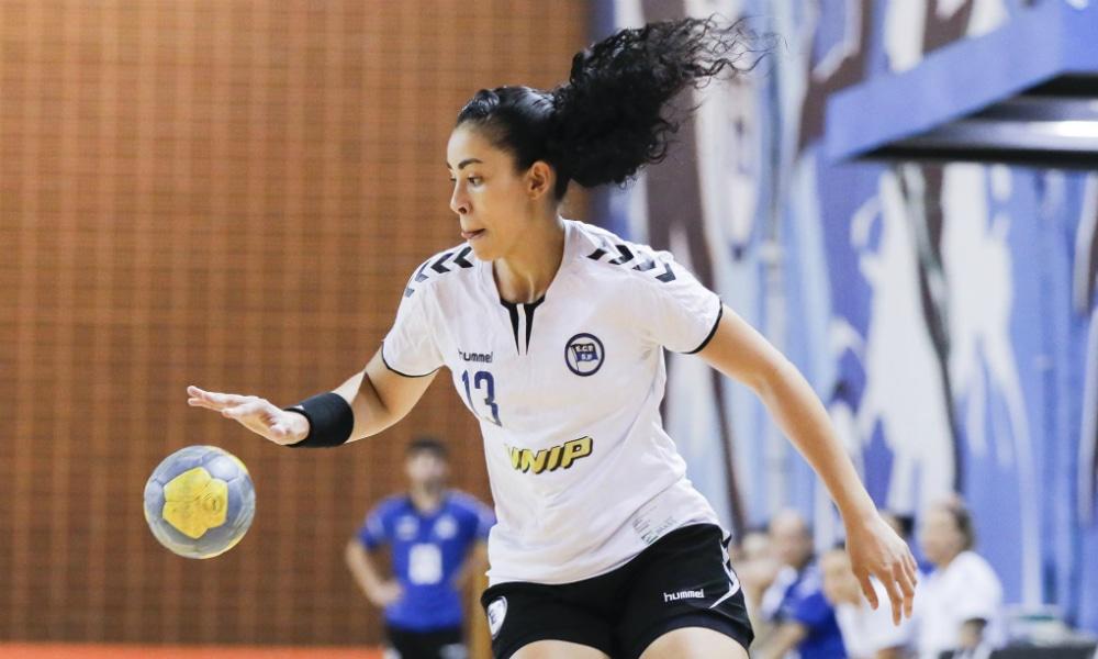 Pinheiros e São Bernardo Liga nacional de handebol