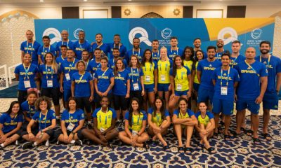 Time Brasil estreia nesta sexta nos Jogos Mundiais de Praia