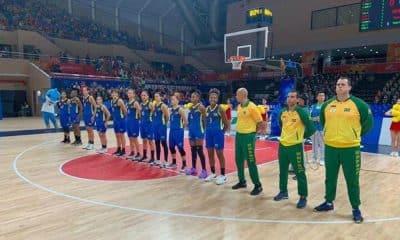 Seleção Feminina pega a anfitriã China na decisão do basquete